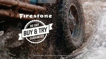 Firestone Tires TV Spot, 'Buy and Try Guarantee' - Thumbnail 8