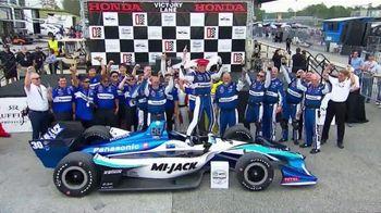 NBC Sports Gold TV Spot, 'IndyCar Pass'