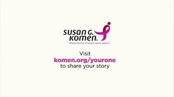 Susan G. Komen for the Cure TV Spot, 'Paula & Chloe' - Thumbnail 8