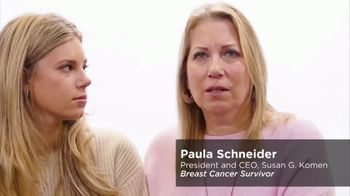Susan G. Komen for the Cure TV Spot, 'Paula & Chloe' - Thumbnail 5