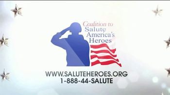 Coalition to Salute America's Heroes TV Spot, 'PTSD' Featuring Michael Kelly - Thumbnail 8