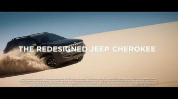 Jeep Memorial Day Sales Event TV Spot, 'Legend of the Cherokee' Song by The Kills [T2] - Thumbnail 7