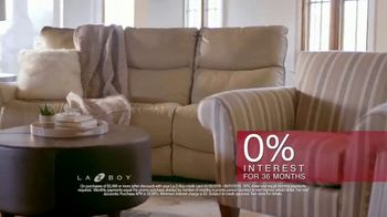 La-Z-Boy Memorial Day Sale TV Spot, 'Held Over: Save 40 Percent' - Thumbnail 8