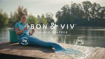 BON & VIV Spiked Seltzer TV Spot, 'By Any Ocean: Lake' - Thumbnail 8