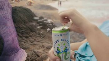 BON & VIV Spiked Seltzer TV Spot, 'By Any Ocean: Lake' - Thumbnail 3