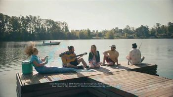 BON & VIV Spiked Seltzer TV Spot, 'By Any Ocean: Lake'