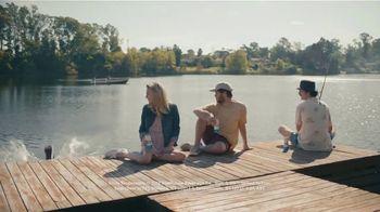 BON & VIV Spiked Seltzer TV Spot, 'By Any Ocean: Lake' - Thumbnail 7