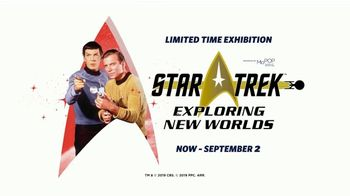 The Henry Ford Star Trek Exploring New Worlds TV Spot, 'Risk Takers' - Thumbnail 8