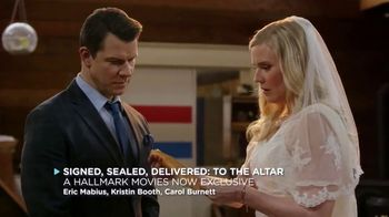 Hallmark Movies Now TV Spot, 'Great Movies and Great Romance'
