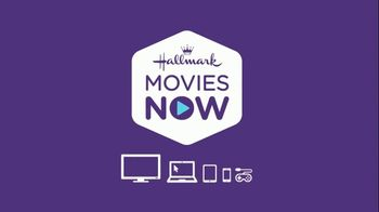 Hallmark Movies Now TV Spot, 'Great Movies and Great Romance' - Thumbnail 2