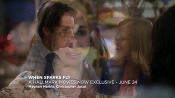 Hallmark Movies Now TV Spot, 'Great Movies and Great Romance' - Thumbnail 7