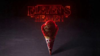 Baskin-Robbins TV Spot, 'Stranger Things are Happening: Eleven's Heaven' - 803 commercial airings