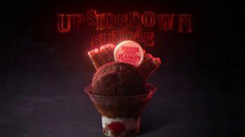 Baskin-Robbins TV Spot, 'Stranger Things are Happening: Upside Down Sundae' - Thumbnail 4