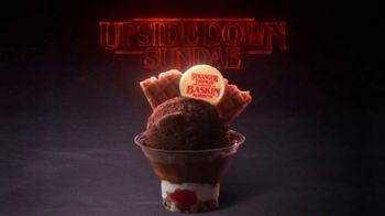 Baskin-Robbins TV Spot, 'Stranger Things are Happening: Upside Down Sundae' - Thumbnail 5