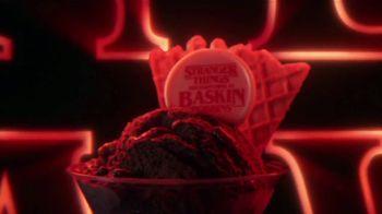 Baskin-Robbins TV Spot, 'Stranger Things are Happening: Upside Down Sundae'