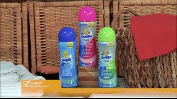 Snuggle Scent Shakes TV Spot, 'Hallmark Channel: Love and Care' - Thumbnail 3