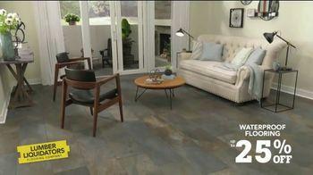 Lumber Liquidators TV Spot, 'Vacation at Home' - Thumbnail 4