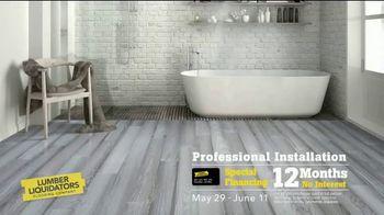 Lumber Liquidators TV Spot, 'Vacation at Home' - Thumbnail 6