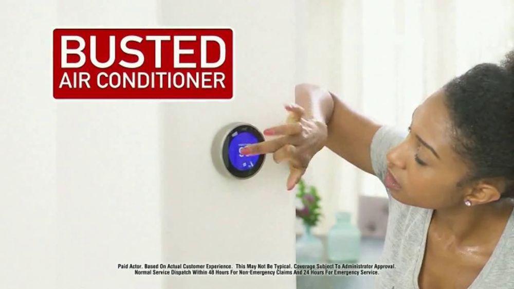 American Residential Warranty Tv Commercial Broken