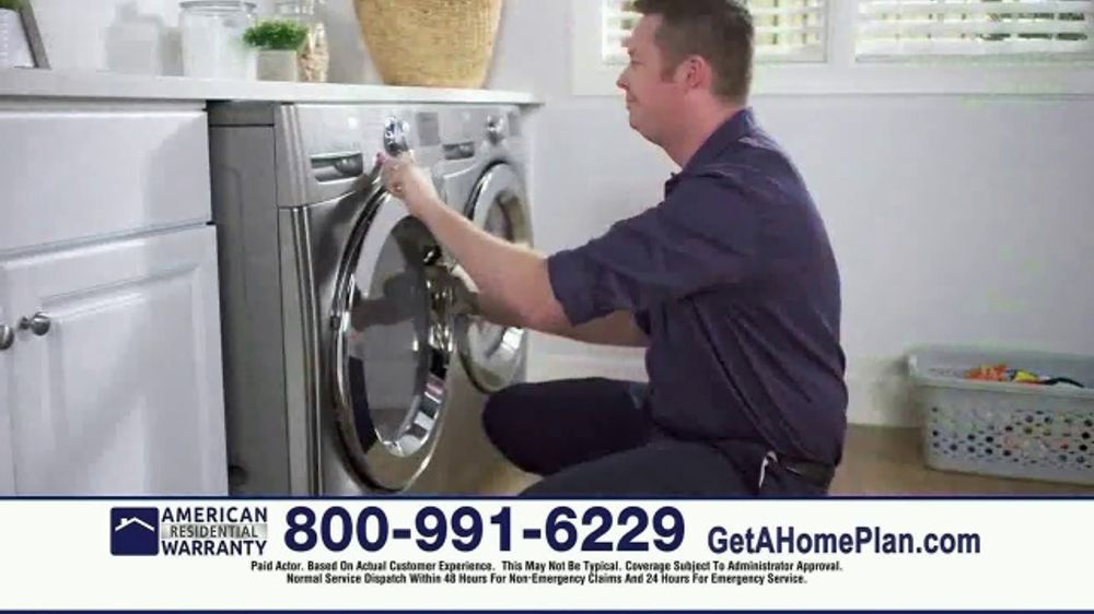 State Farm 24 Hour Roadside Assistance >> American Residential Warranty TV Commercial, 'Broken Refrigerator' - iSpot.tv
