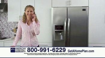 American Residential Warranty TV Spot, 'Broken Refrigerator' - Thumbnail 4