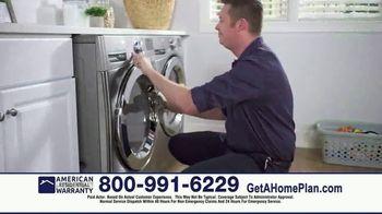 American Residential Warranty TV Spot, 'Broken Refrigerator' - Thumbnail 7