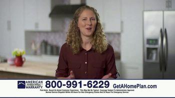 American Residential Warranty TV Spot, 'Broken Refrigerator' - Thumbnail 8