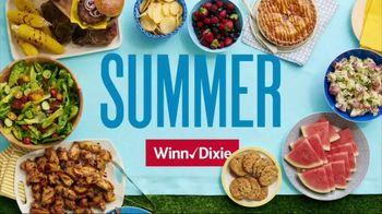Winn-Dixie TV Spot, 'Summer: Ground Beef, Dole Salads and Natural Light' - Thumbnail 1