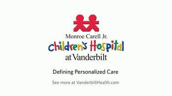 Monroe Carell Jr. Children's Hospital at Vanderbilt TV Spot, 'Feisty Spirit' - Thumbnail 9