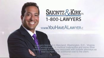 Saiontz & Kirk, P.A. TV Spot, 'Lawyer Assistance for Medical Bills' - Thumbnail 6