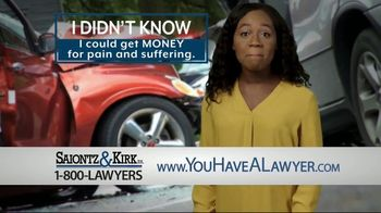 Saiontz & Kirk, P.A. TV Spot, 'Lawyer Assistance for Medical Bills' - Thumbnail 2