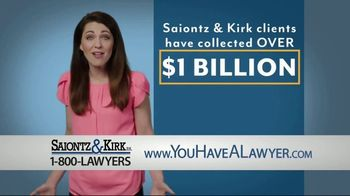 Saiontz & Kirk, P.A. TV Spot, 'Lawyer Assistance for Medical Bills' - Thumbnail 4
