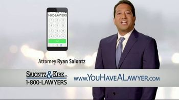Saiontz & Kirk, P.A. TV Spot, 'Lawyer Assistance for Medical Bills'