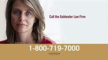 Goldwater Law Firm TV Spot, 'Transvaginal Mesh Implants Can Cause Serious Injuries!' - Thumbnail 3