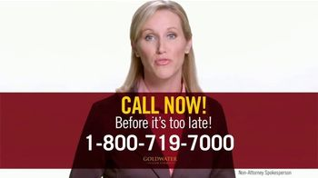Goldwater Law Firm TV Spot, 'Transvaginal Mesh Implants Can Cause Serious Injuries!' - Thumbnail 5