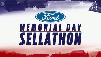 Ford Memorial Day Sellathon TV Spot, 'Fusion' [T2] - Thumbnail 1