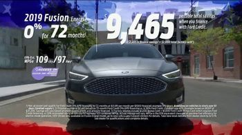 Ford Memorial Day Sellathon TV Spot, 'Fusion' [T2] - Thumbnail 3