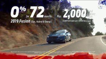 Ford Memorial Day Sellathon TV Spot, 'Fusion' [T2] - Thumbnail 5