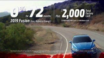 Ford Memorial Day Sellathon TV Spot, 'Fusion' [T2] - Thumbnail 6
