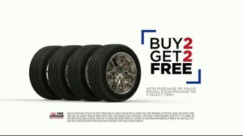 Tire Kingdom TV Spot, 'Still Happening: Buy Two, Get Two' - Thumbnail 4