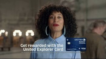 United MileagePlus Explorer Card TV Spot, 'Joy' Feat. Tracee Ellis Ross - Thumbnail 2