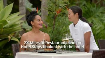 United MileagePlus Explorer Card TV Spot, 'Joy' Feat. Tracee Ellis Ross - Thumbnail 5