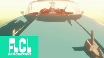 Crunchyroll TV Spot, 'FLCL Progressive and Alternative' - Thumbnail 5