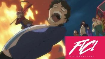 Crunchyroll TV Spot, 'FLCL Progressive and Alternative' - Thumbnail 7