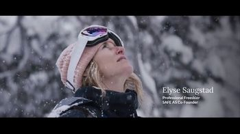 Chevrolet Silverado TV Spot, 'Avalanche' Featuring Elyse Saugstad, Jackie Paaso [T1] - 3 commercial airings