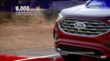 Ford Memorial Day Sellathon TV Spot, 'Edge SEL' [T2] - Thumbnail 3
