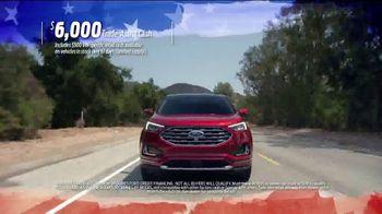 Ford Memorial Day Sellathon TV Spot, 'Edge SEL' [T2] - Thumbnail 5