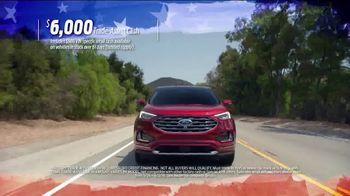 Ford Memorial Day Sellathon TV Spot, 'Edge SEL' [T2] - Thumbnail 6