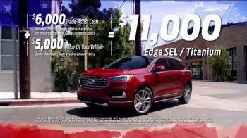Ford Memorial Day Sellathon TV Spot, 'Edge SEL' [T2] - Thumbnail 7