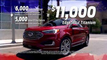 Ford Memorial Day Sellathon TV Spot, 'Edge SEL' [T2] - Thumbnail 8